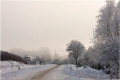 Winterlandschaft / Niemberg I