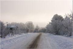 Winterlandschaft / Niemberg II