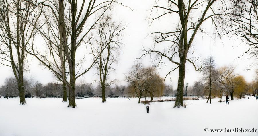 winterlich...