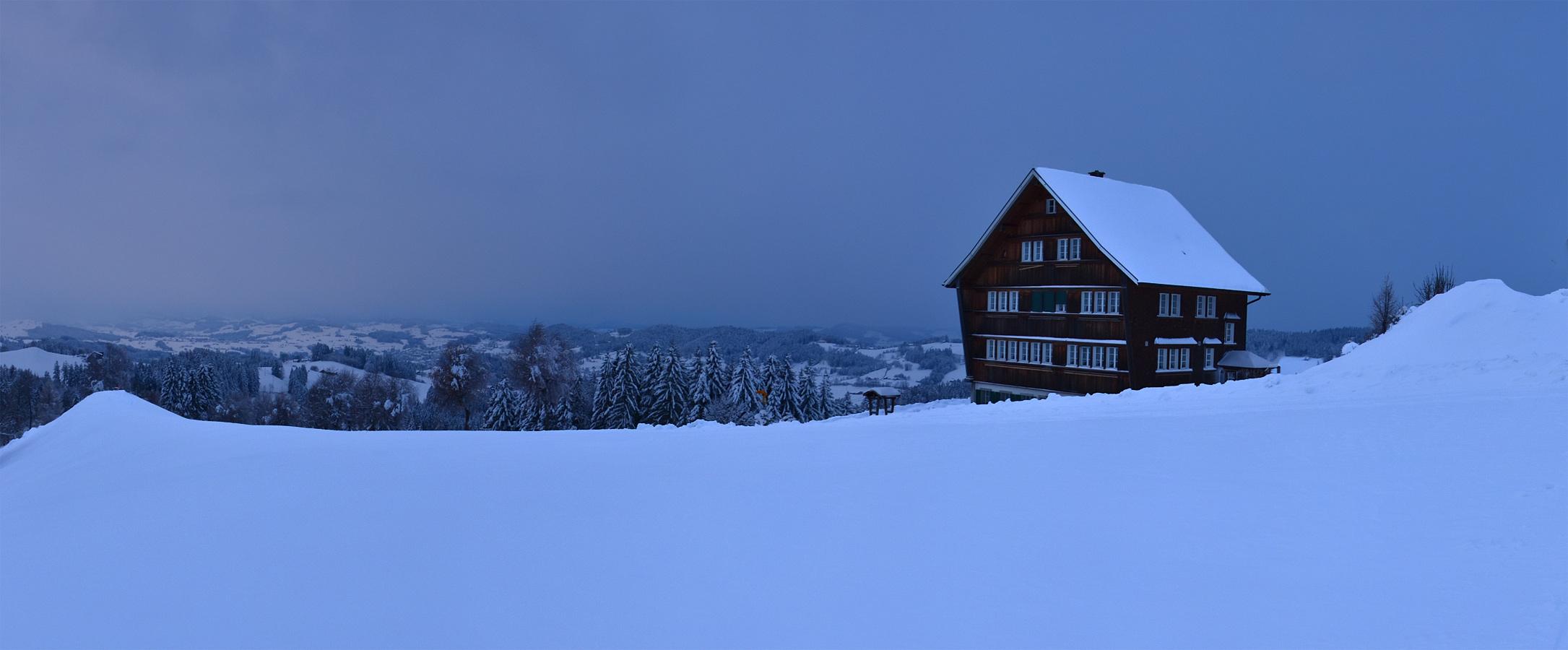 Winterliche Geborgenheit