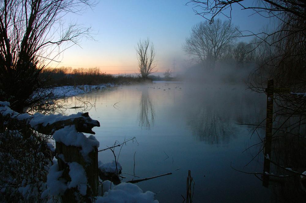 Winterliche Heimat I