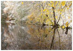 winterliche Herbstimpressionen