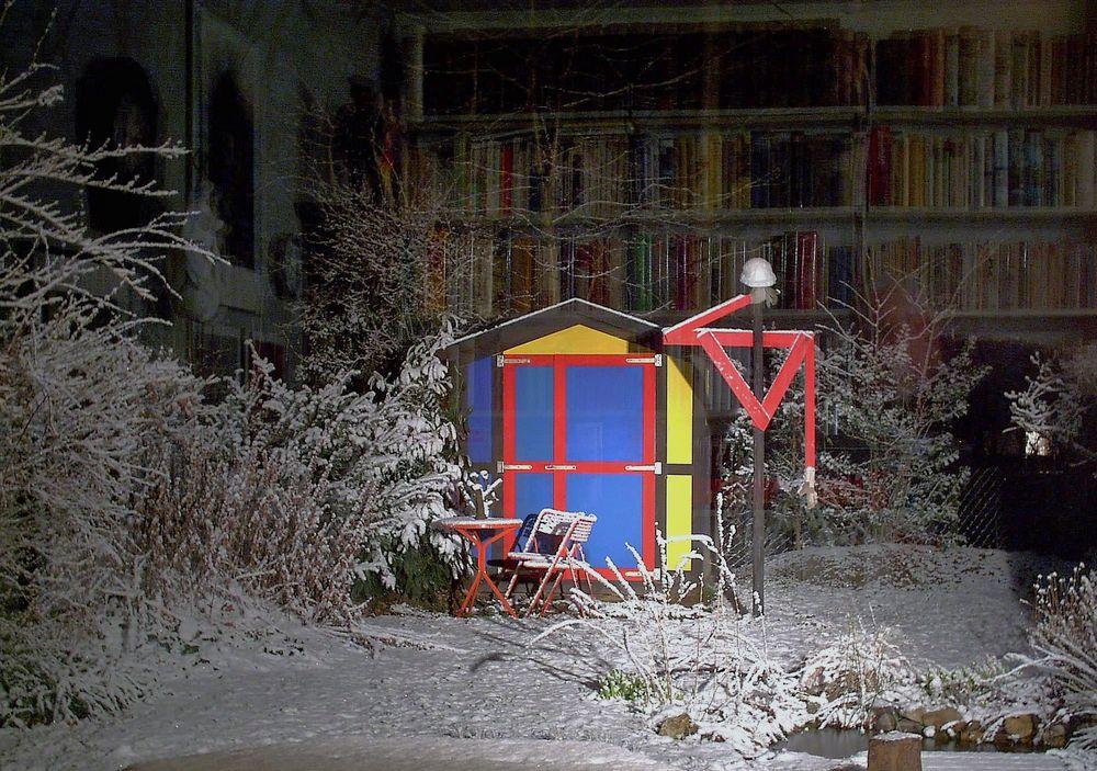 ... winterliche Impressionen !