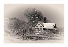 winterliche Nostalgie