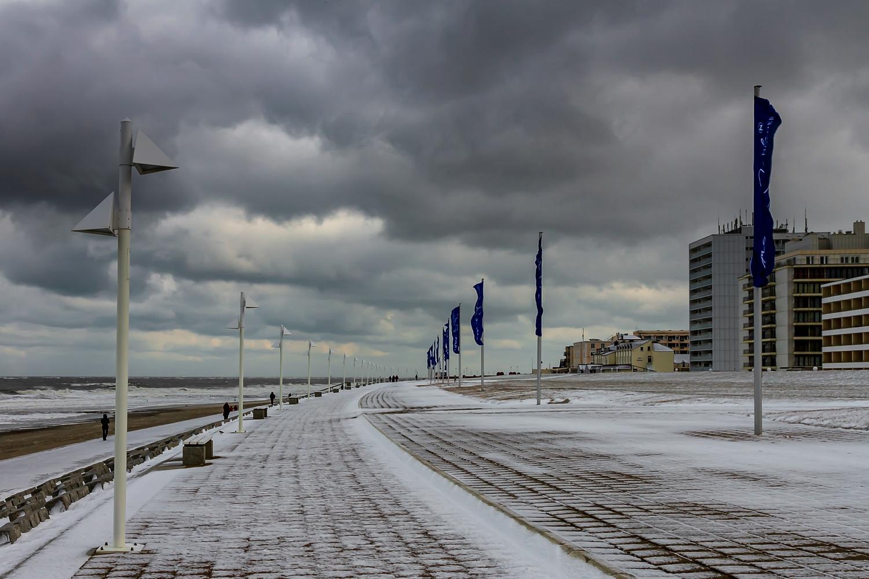 Winterliche Promenade