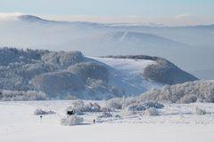 winterliche Rhön...
