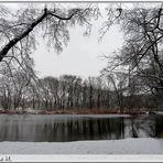 Winterliche Stille  (mit Gedicht)