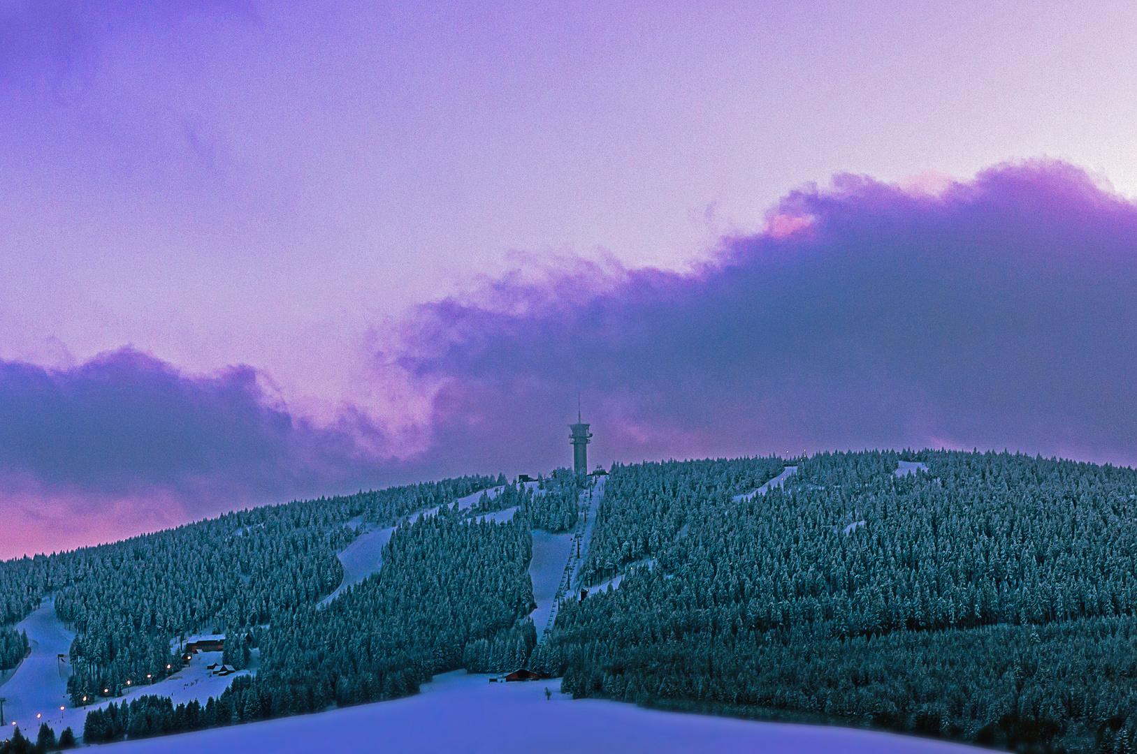 winterlicher Keilberg