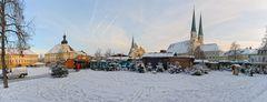 Winterliches Altötting 2012 - 01