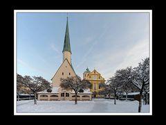 Winterliches Altötting 2012 - 10