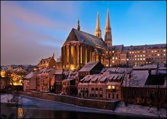 Winterliches Görlitz