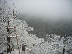 Winterliches Ilsetal