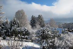 Winterliches Murnau