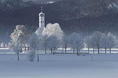Winterliches St. Coloman
