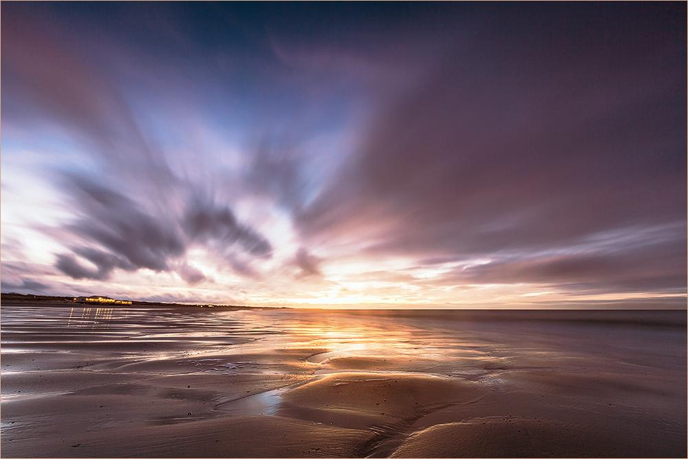Winterlicht über der Nordsee (#2)