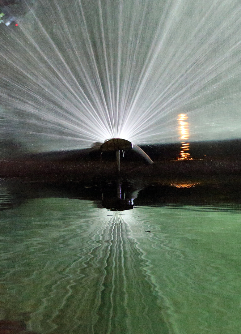 Winterlichter -13-  Spiegeltag