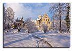 Wintermärchen 1 auf der Schwäbischen Alb