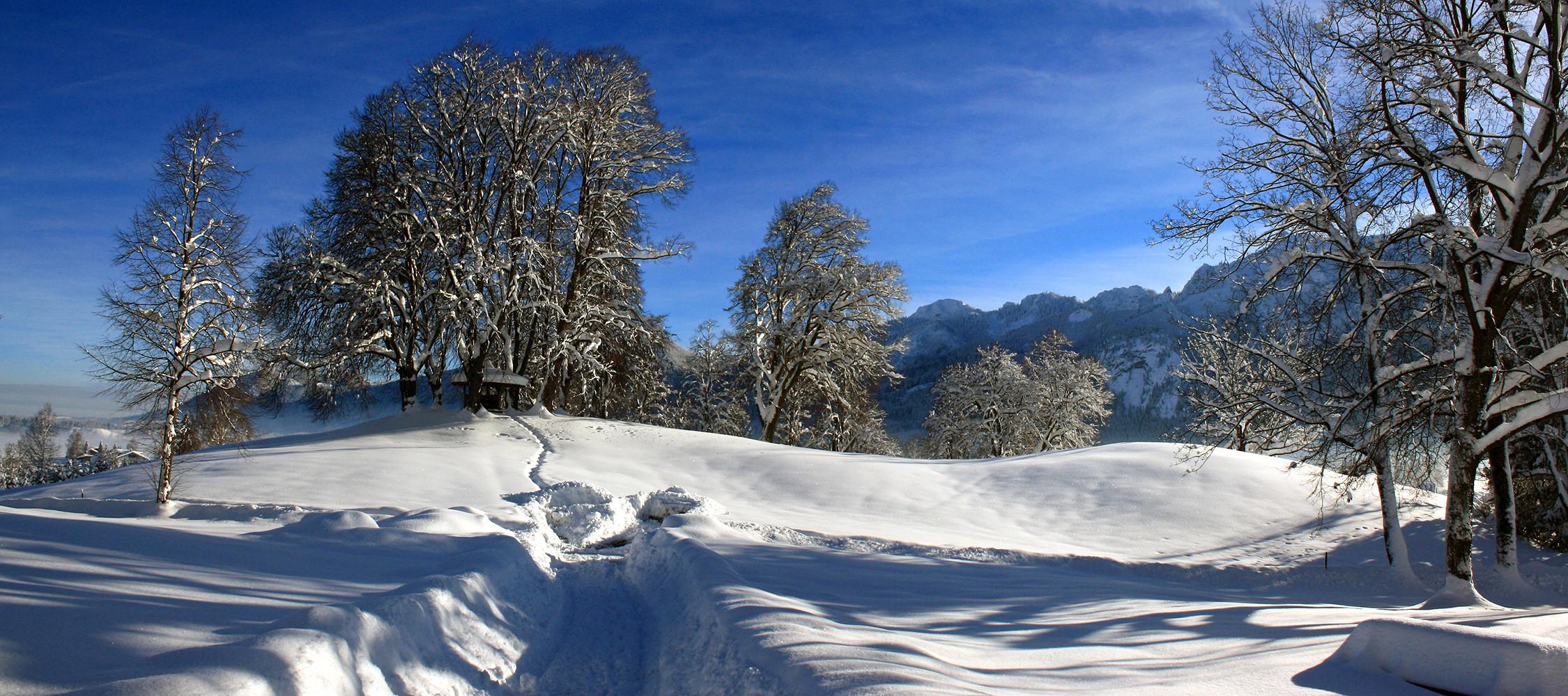 Wintermärchen!