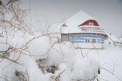 Wintermärchen Hiddensee 2021.