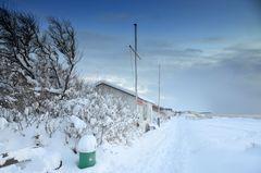 Wintermärchen Hiddensee 2021