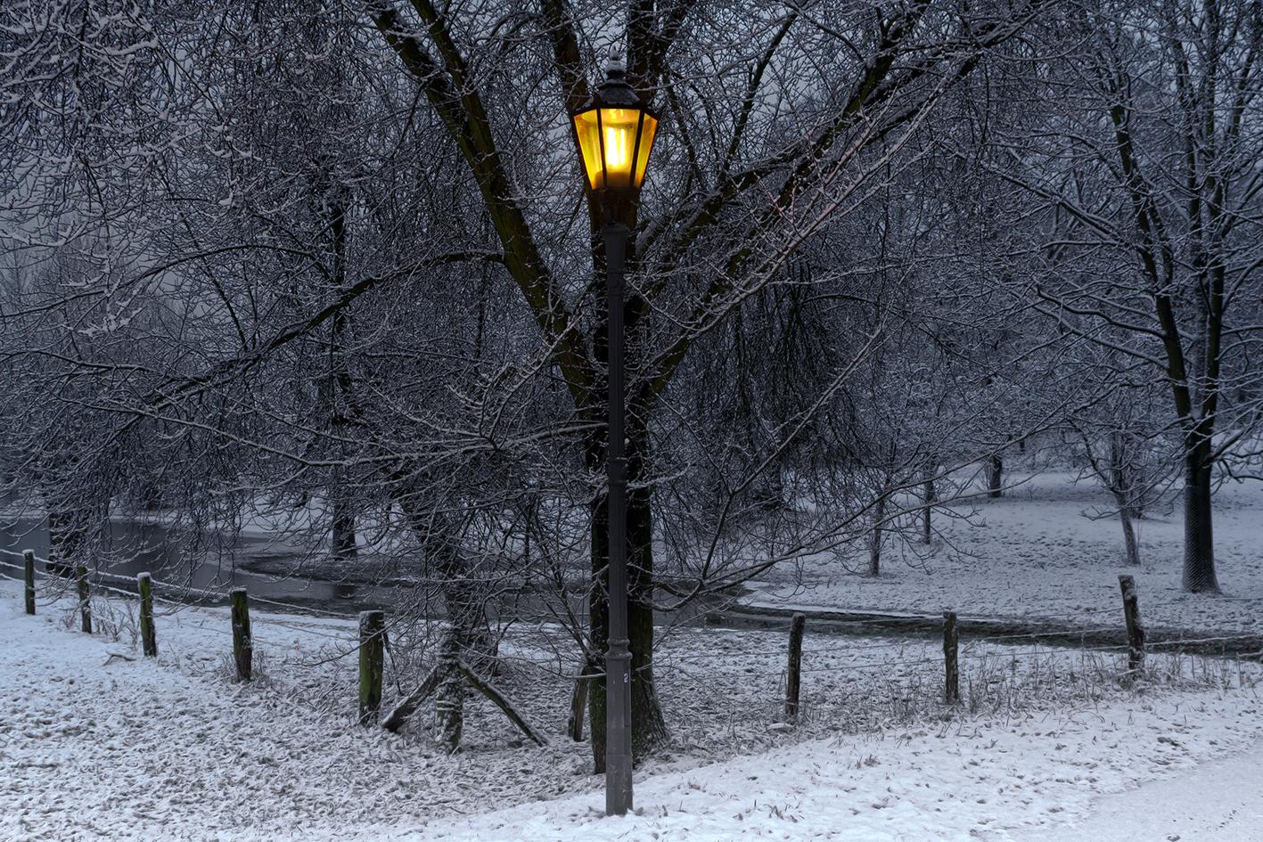 Wintermorgen in Friemersheim