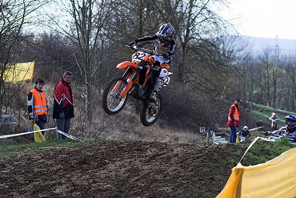 Wintermotocross Frankenbach #1