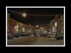 Winternacht in Neuötting 1