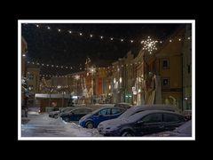 Winternacht in Neuötting 2