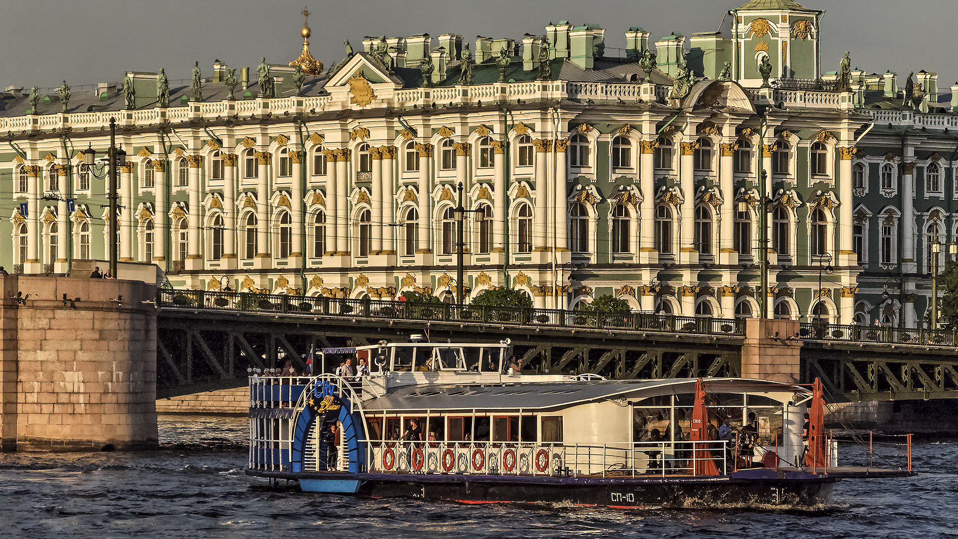 WINTERPALAST, Sankt Petersburg
