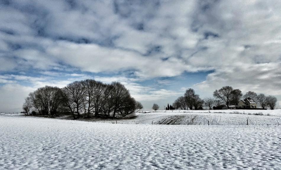Winter[Pause] .... nicht wirklich !