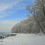 Winterruhe am Strand