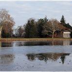 Winterruhe im Wörlitzer Park