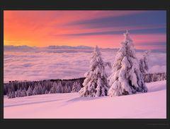 Winterschauspiel