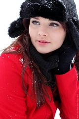 _ Wintershooting mit resa _