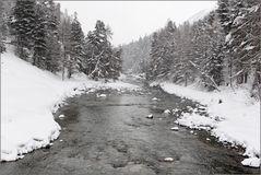 – Winterspaziergang...