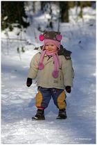 Winterspaziergang.......