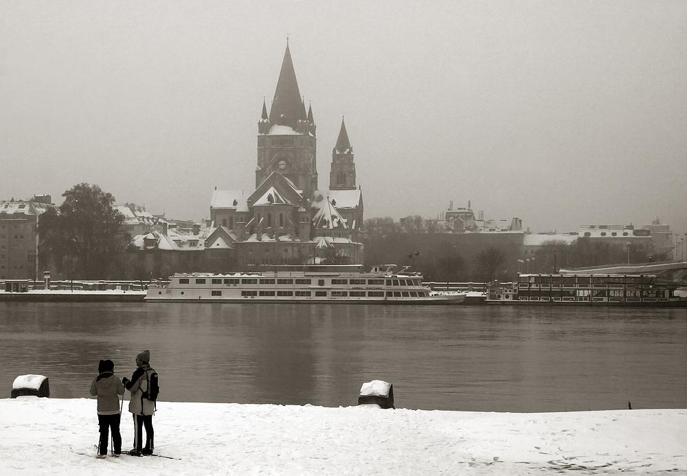 Wintersport in Wien