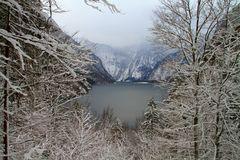 Winterstimmung am Königssee