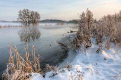 Winterstimmung an der Ruhr 2/3