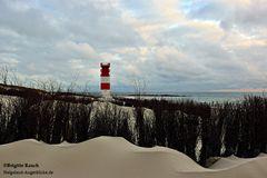 Wintertag am Strand