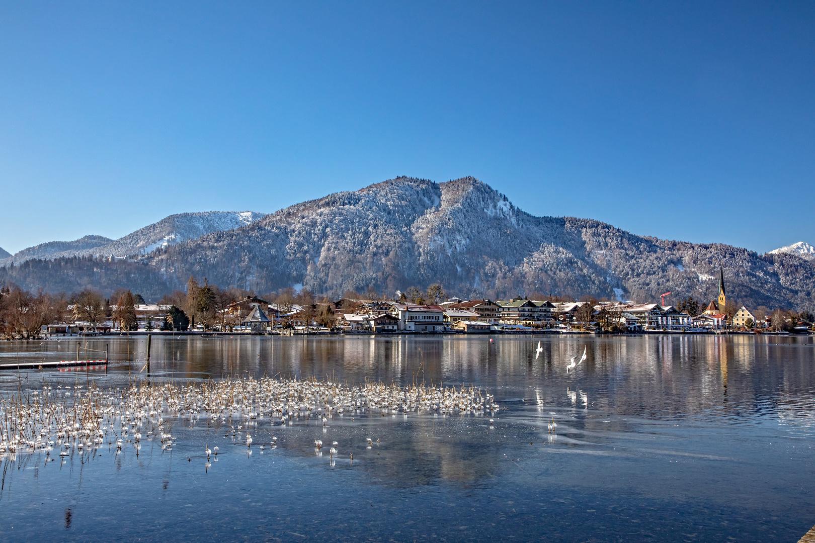 Wintertag am Tegernsee