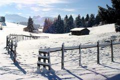 Wintertag in Aleuthen