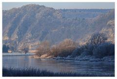 Wintertage an der Weser...