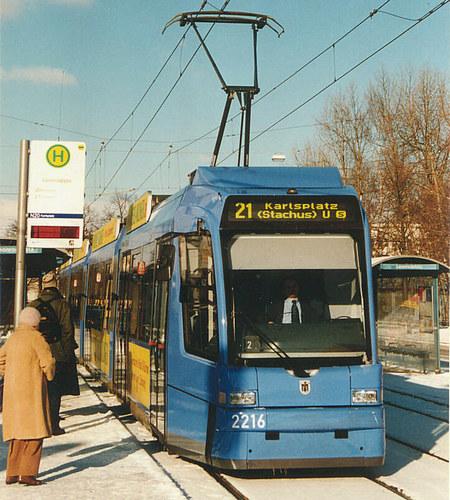 Wintertram 2216