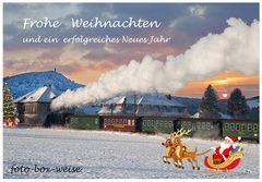 Wintertraum zu Weihnachten