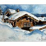 Wintertraum....von Wolfgang