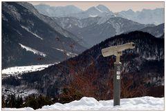 Winterview - Winteraussicht
