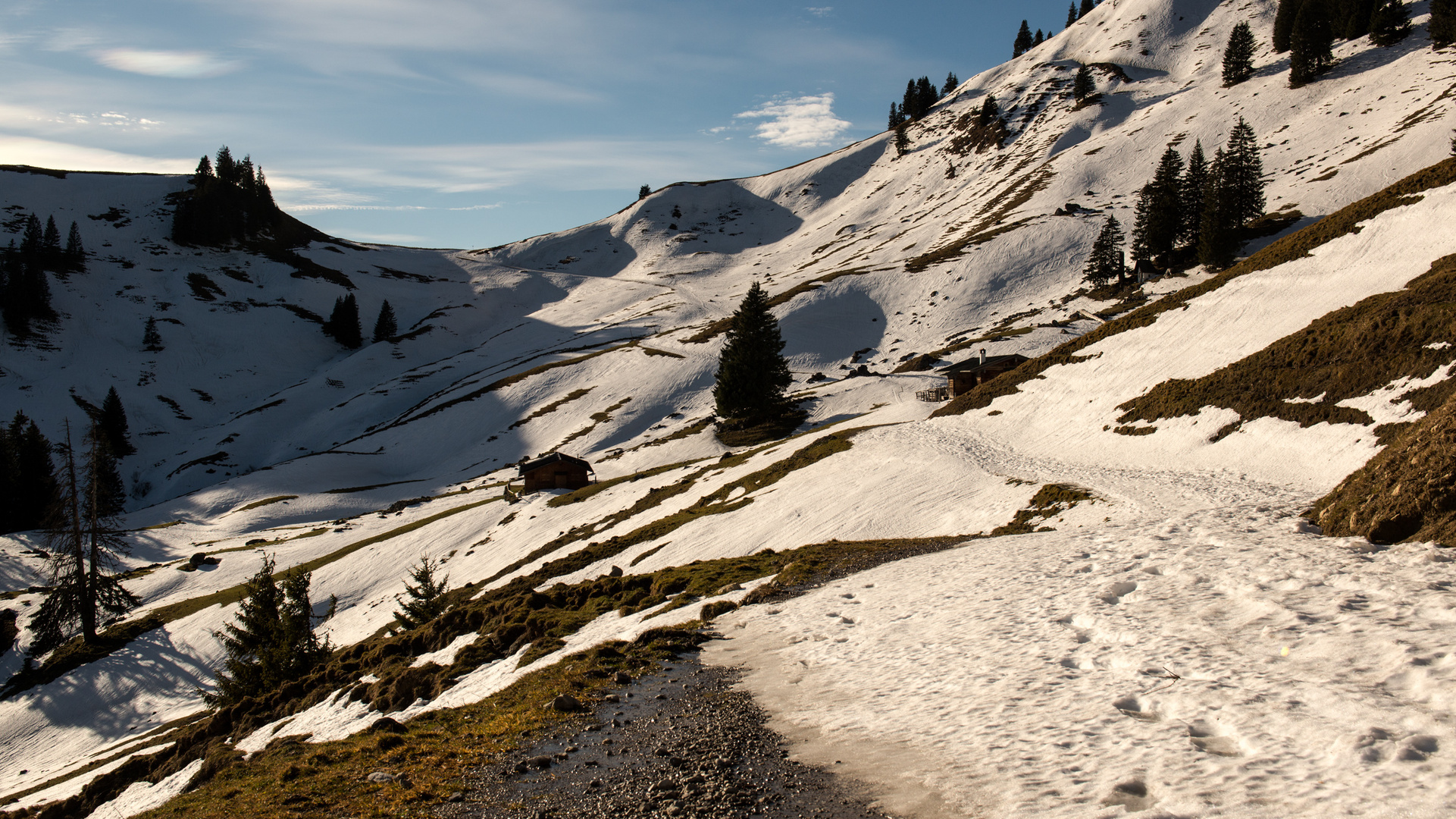 Winterwandern ...