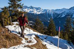 Winterwanderung Montafon