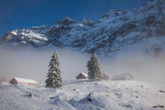 Winterzauber am Säntis